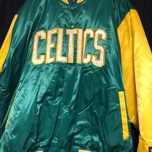 Hardwood Classic Boston Celtics Throwback Jacket